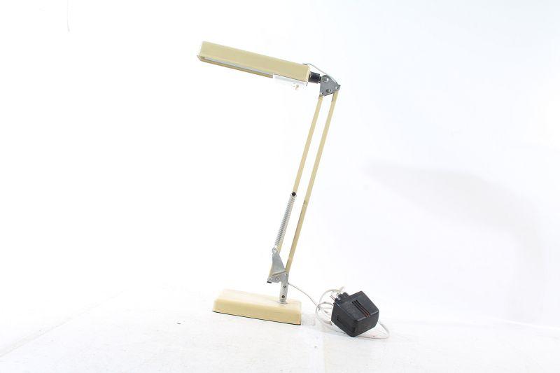 Ddr & Ostalgie Alte Schreibtischlampe Werkstattlampe Tischleuchte Lampe Old Vintage