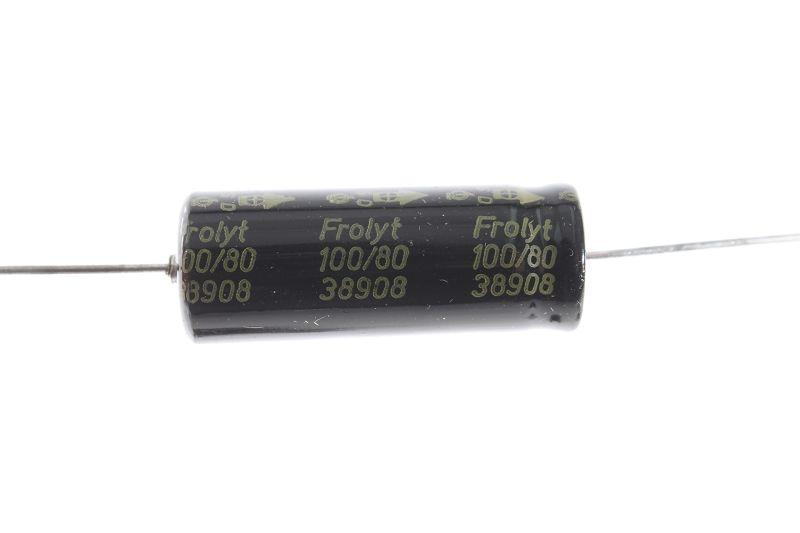 25 x Kondensator Frolyt 470//25 38908