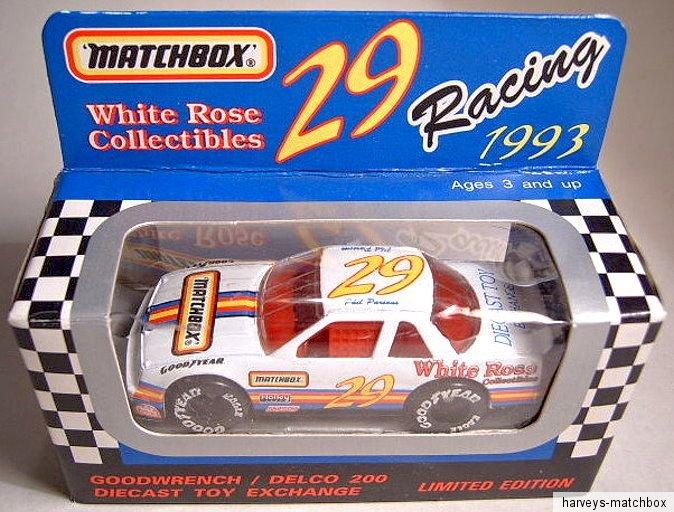 "Matchbox MB221 Chevy Lumina /""Goodwrench VII/"" US-Nascar"