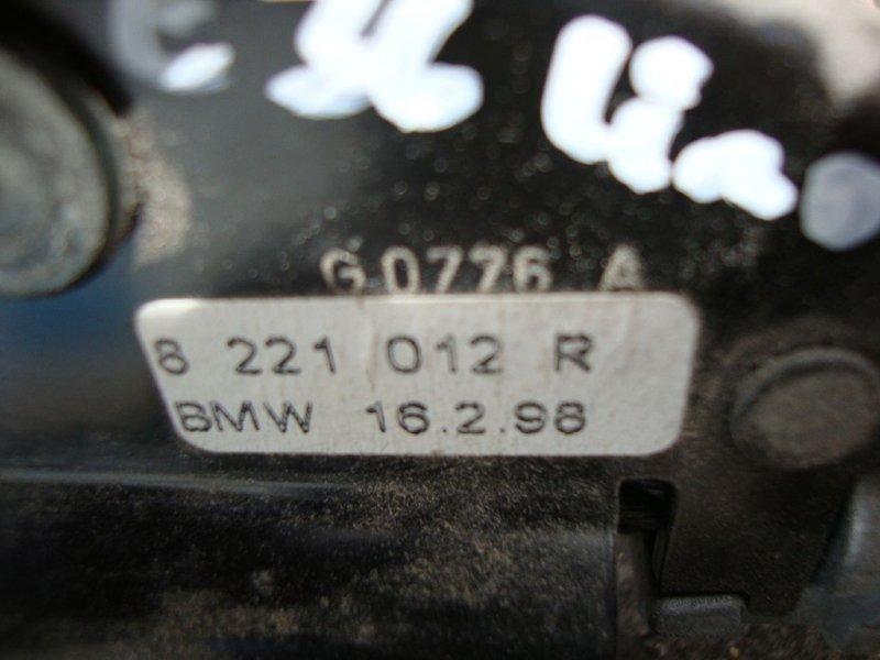 Bmw E36 3er Gurtstraffer Gurtschlo 223 Gurte Rechts Beifahrer
