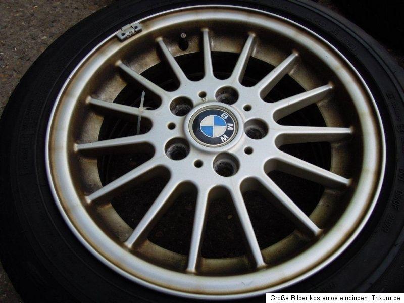 BMW E90 E91 E87 Alufelgen Felgen Styling 32 7x16 Winterreifen 205/55