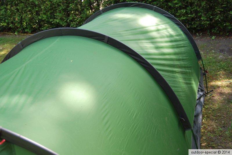 tunnelzelt everest1953 gr n maipo 2 1 2 personen zelt silikon 10000 mm ebay. Black Bedroom Furniture Sets. Home Design Ideas