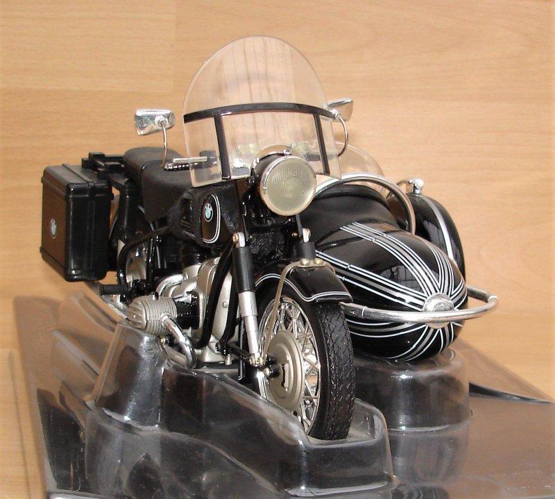 Harley Davidson Motorradmodell Beiwagen Sidecars von Maisto 1:18 Typ zur Auswahl