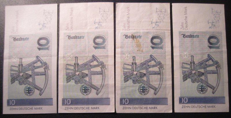 610 dm deutsche mark in banknoten | ebay