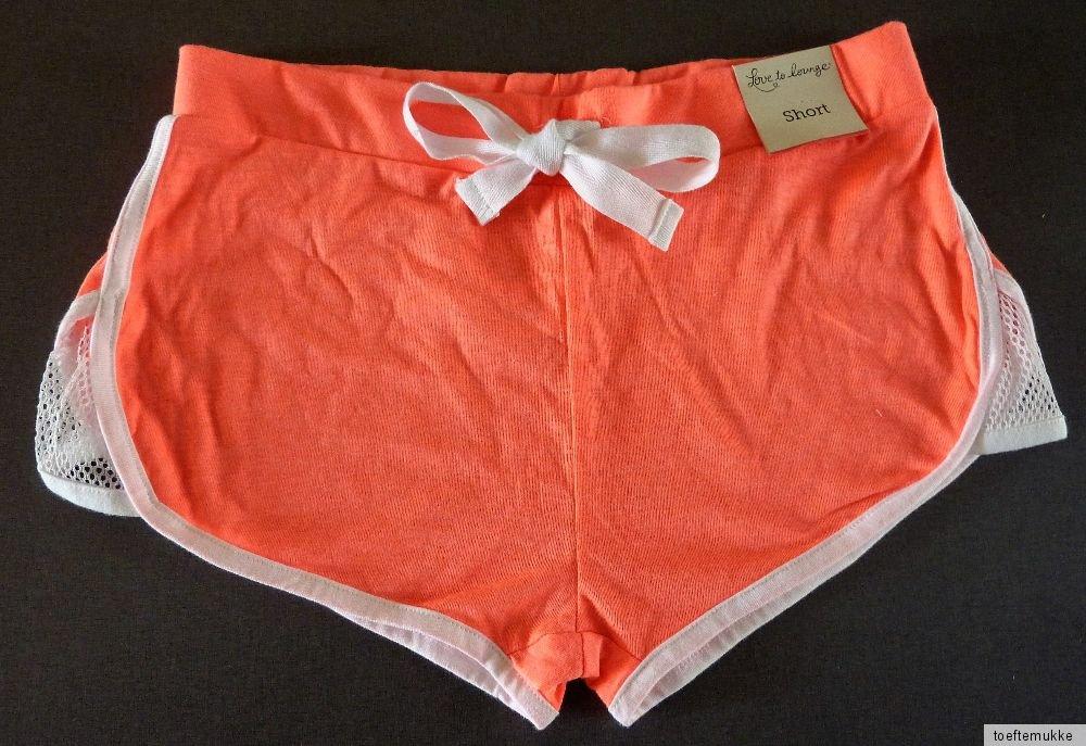 M 38-40 Damen Shorts Hotpants Kurz Hose Sport Sommer Coral Primark S 34-36