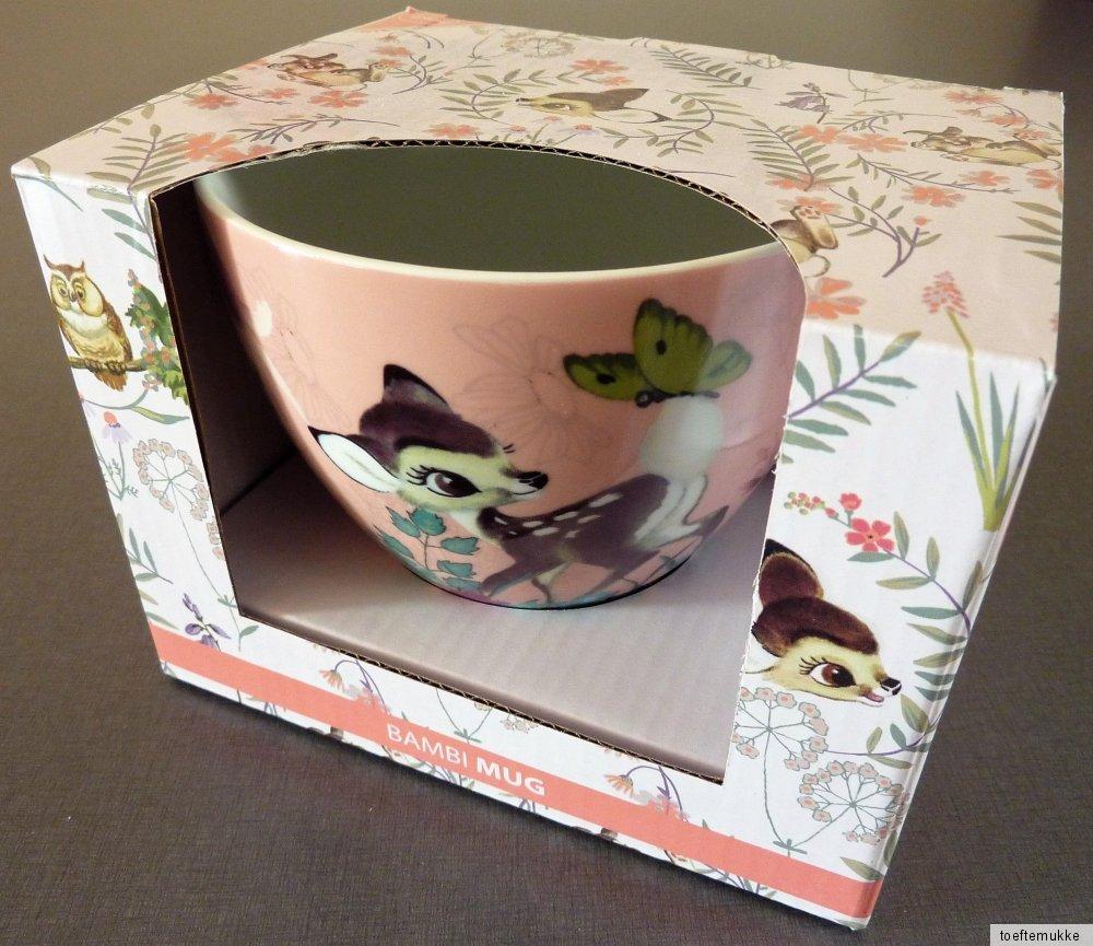 Verwonderlijk Disney Bambi Tasse XXL Kaffetasse Groß Teetasse Porzellan Becher PB-77