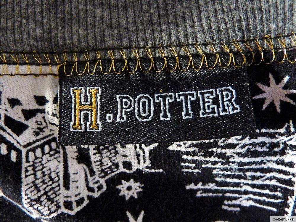 neu harry potter hogwarts leggings hose l xl pyjamahose. Black Bedroom Furniture Sets. Home Design Ideas