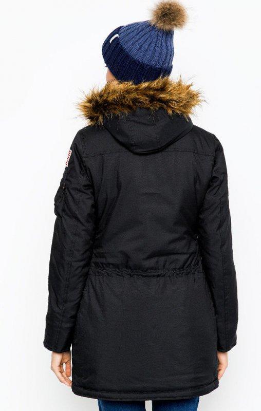 Alpha Industries Damen Jacke Polar Jacket WMNS Parka Winterjacke 123002  6127
