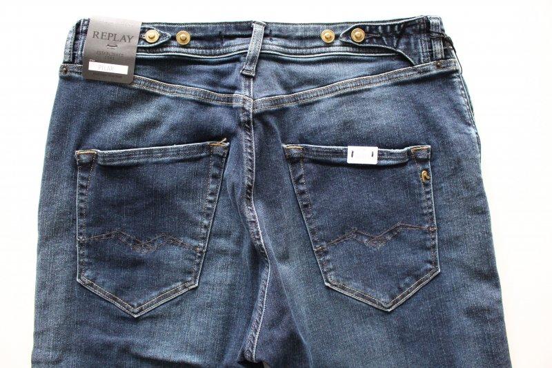 Blau Replay Newswenfani  Relaxed WX 661.000 Damen Jeans W26,28 L32