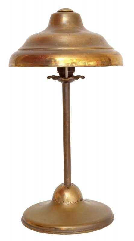 classique art d co lampe de travail bureau banker berlin ebay. Black Bedroom Furniture Sets. Home Design Ideas