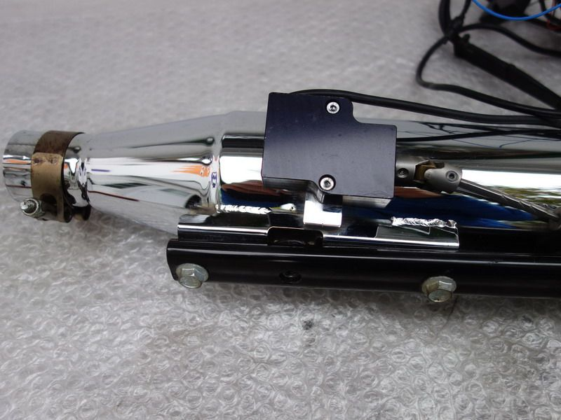 Muffler Exhaust For  Suzuki Xl