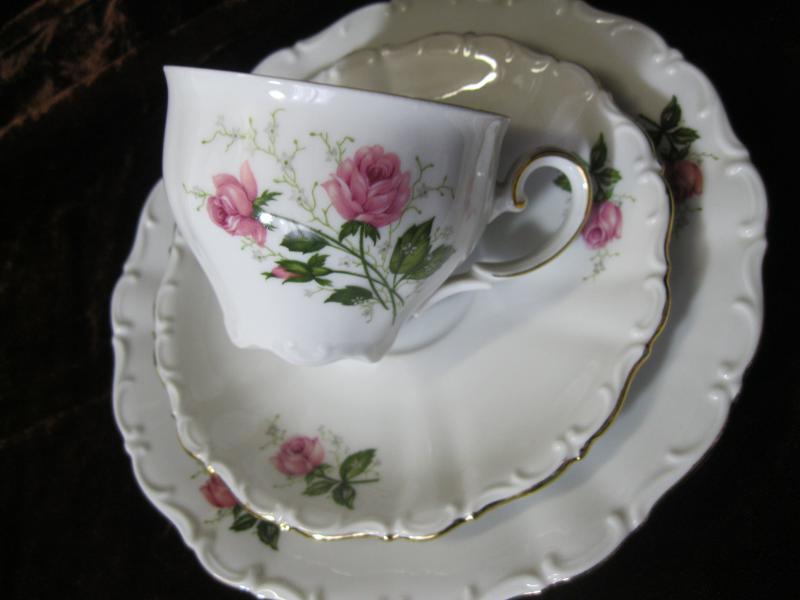 Seltmann Weiden Daniela Rose Teetasse  Tasse