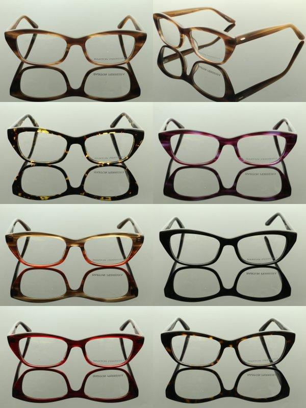 Barton Perreira Dreamgirl Eyeglasses Frames 49-17-138 Voodoo Child Women