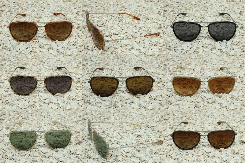 Authentic BARTON PERREIRA Sunglasses Model GAVIN 51 Different Colors