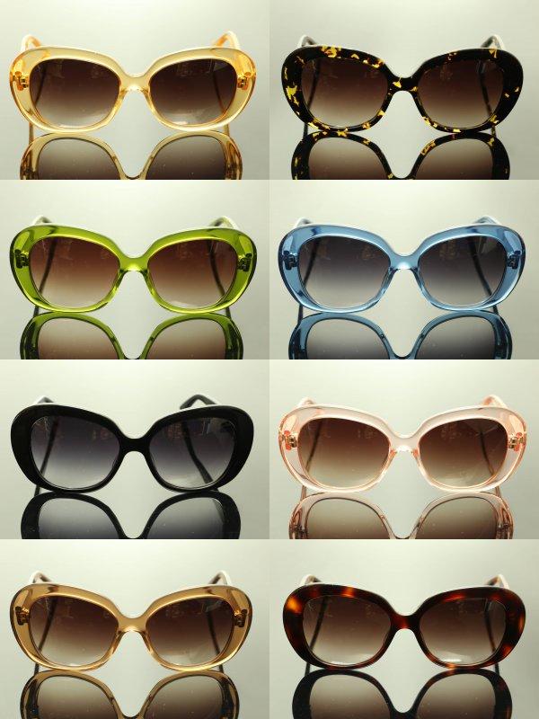 Authentic BARTON PERREIRA Sunglasses Model AMARI 55 Women Different Colors