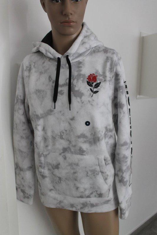 Detalles de Hollister señores Sweater Hoodie con capucha blanco gris negro todos los tamaños de nuevo ver título original