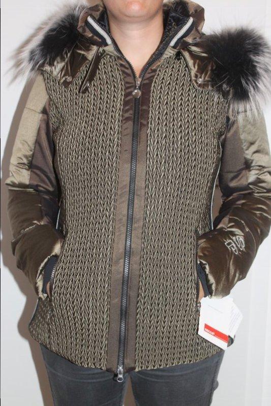 Sportalm Giacca da sci da donna Semiflumes, con cappuccio