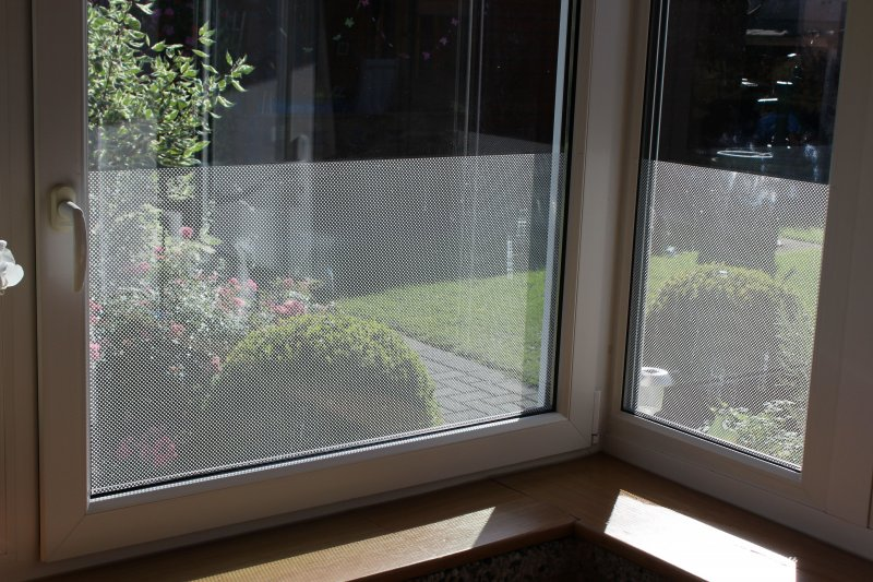 Klebefolie Fenster Sichtschutz : 6 57 m fensterfolie sichtschutz uv schutz selbstklebend klebe folie ebay ~ Watch28wear.com Haus und Dekorationen