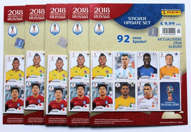 Panini euro 2016  france updates extra italy  sticker