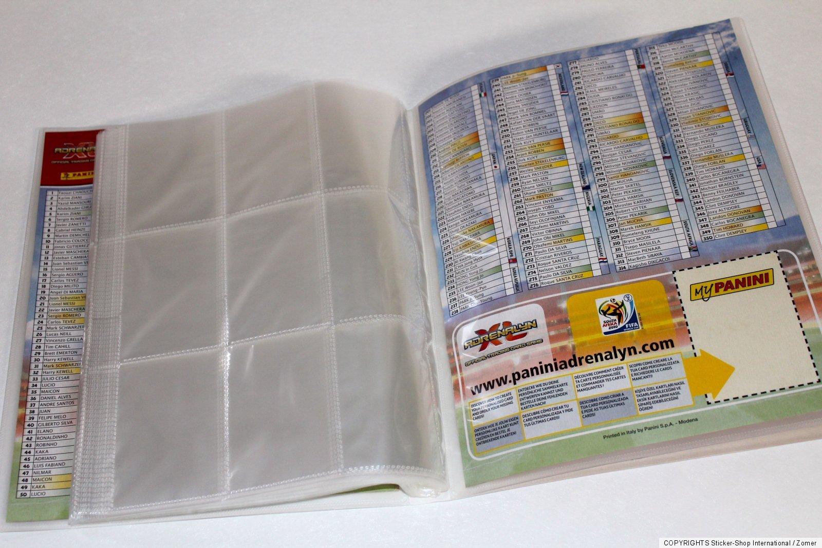Adrenalyn WM World Cup 2010-74-boucabar Barry-costa de marfil goal Stopper