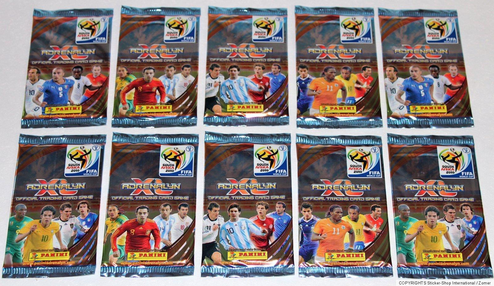 Adrenalyn WM World Cup 2010-124-steven gerrard-inglaterra-Star Player
