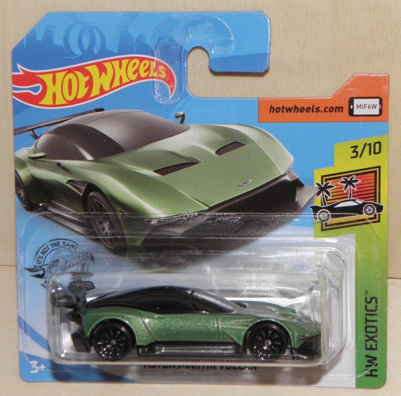Modellbau Hot Wheels 2019 Aston Martin Vulcan Hw Exotics Neu Ovp Transparency