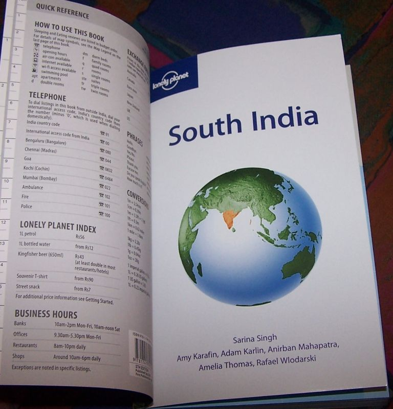 lonely planet south india & kerala pdf
