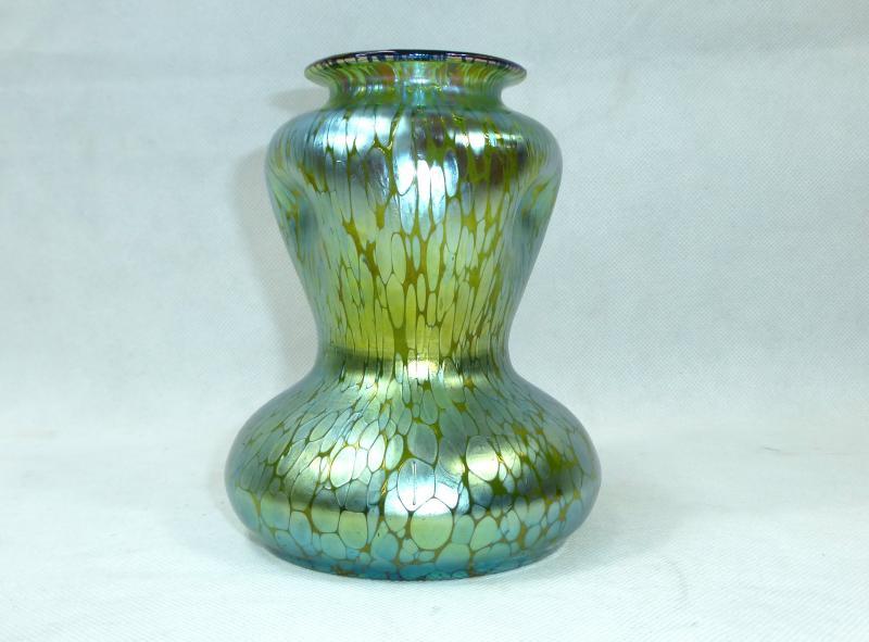 Unusual Art Nouveau Glass Vase Loetz Papillon Um 1900 Loetz Vase Ebay