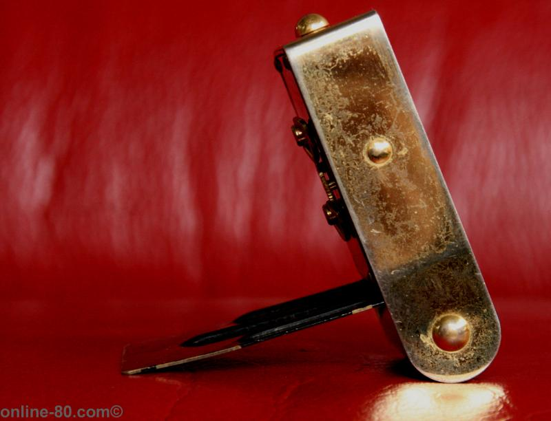 Weitere Uhren Jäger---wecker Mit 2 Tagewerk Angemessener Preis