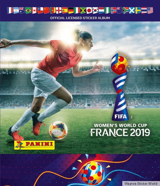 Panini Frauen WM 2019 Sticker 478 Schweden Fridolina Rolfö