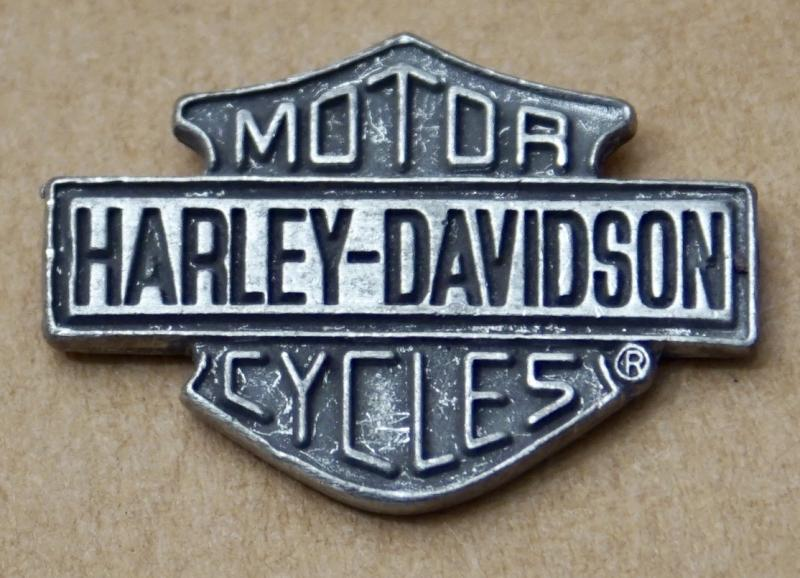 Harley originale pin presa bar & scudo antico ebay