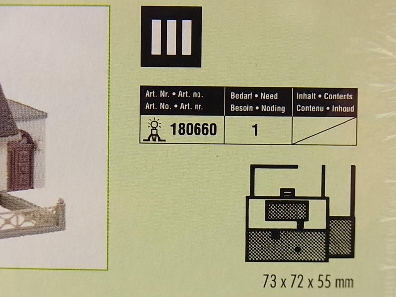 lot 17097 faller n 232525 einfamilienhaus haus house bausatz neu in ovp ebay. Black Bedroom Furniture Sets. Home Design Ideas