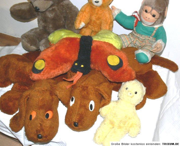 Konvolut 20 alte zweifarbige Glasaugen Teddyaugen für alte Teddys Plüschtiere