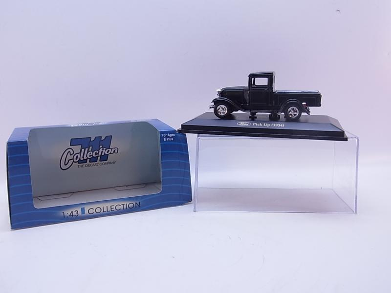 LOT 40844 | 711 Collection Ford Pick up (1934) B schwarz Modellauto ...