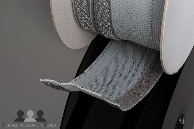 kabelstrumpf mit klett grau sie bestimmen die l nge 1 20m bang olufsen beo ebay. Black Bedroom Furniture Sets. Home Design Ideas
