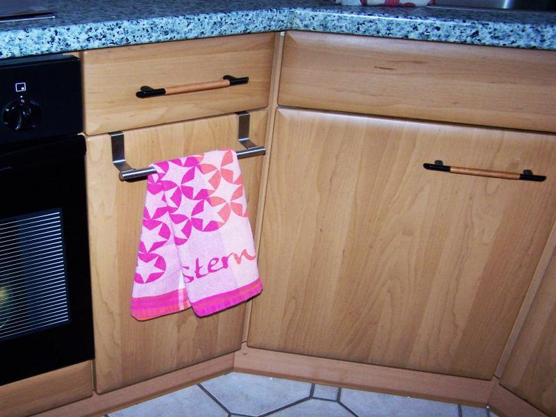 auszb edelstahl handtuchhalter t r garderobe handtuch geschirrtuch stange haken ebay. Black Bedroom Furniture Sets. Home Design Ideas